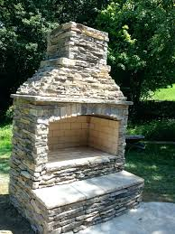 diy outdoor fireplace stone kits brick plans australia from outdoors