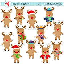 reindeer christmas clipart. Wonderful Clipart Image 0 Intended Reindeer Christmas Clipart