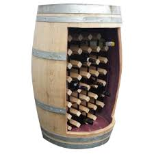 oak wine barrels. WINE RACK X38 Oak Wine Barrels O