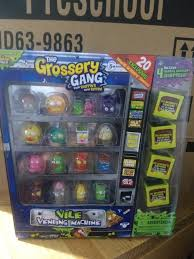 Grossery Gang Vile Vending Machine Awesome The Grossery Gang Vile Vending Machine 48piezas Nuevo Origin