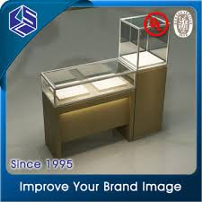 Standing Watch Display Case KSL100 China switzerland jewelry watch shop cabinet watch display 25