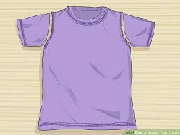 image titled modify your t shirt step 1