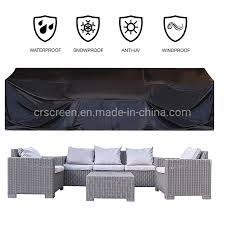 china 4 6 seat outdoor patio furniture