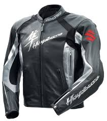 suzuki hayabusa leather jacket by agv sport gsx1300 view detailed images 7