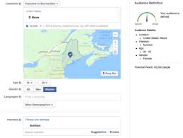 how to research and locate your audience using social media  maine women into nutrition