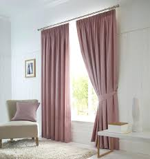 Blush Pink Curtains Ready Made Blackout Curtains Blush Pink Bedroom Curtains