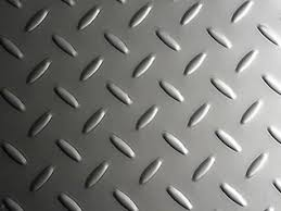 Stainless Steel Checker Plate Info Weight Table Floor