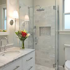 transitional bathroom ideas. Corner Shower - Small Transitional Gray Tile And Stone Marble Floor  Corner Idea In Bathroom Ideas L
