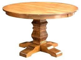 42 round pedestal dining table with leaf inch height square white kitchen magnificent image of in