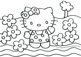 Hello Kitty Free Printable Coloring Pages Printable Coloring Pages