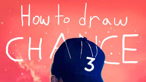 How To Draw Chance The Rapper S Coloring Book Youtube