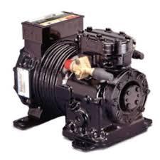 Copeland Small Semi Hermetic Compressors For Refrigeration