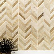 Chevron Pattern Tile