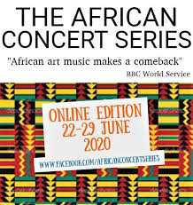 THE AFRICAN CONCERT SERIES LONDON