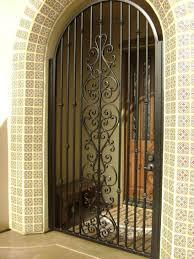 Burglar Bar Door Designs Brilliant Front Door Burglar Bar Security Buglar Image About