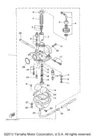 yamaha grizzly 125 wiring schematic yamaha wiring diagrams cars description carburetor yamaha grizzly wiring schematic