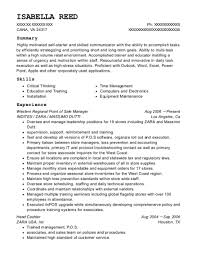 Best Point Of Sale Manager Resumes Resumehelp