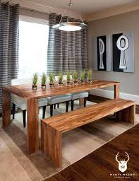 diy kitchen benches dining table and bench plans wooden woodworkers network diy kitchen bench seating with