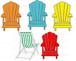 adirondack chair silhouette. Adirondack Chair Silhouette N