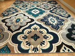 black and brown area rugs modern brown and tan area rugs new modern blue gray brown