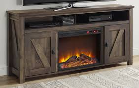 tv fireplace stand. cleveland 60\ tv fireplace stand