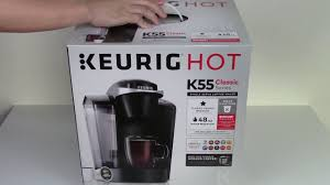 keurig k55 coffee maker. Keurig K55 Coffee Maker Review F
