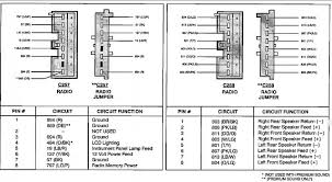 wiring diagram for 94 ford explorer radio the wiring watch more like ford factory radio wire colors