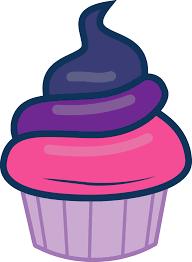 Twilight Sparkle Cupcake By Magicdog93 My Little Ponys Sparkle