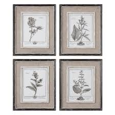 >casual grey study framed wall art set of 4 14w x 18h in hayneedle