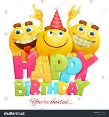 Birthday Emoji Art Copy And Paste Text Meme Envelopes Happy