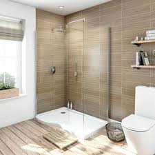 modern bathroom shower curved left handed walk in shower enclosure with tray x modern bathroom shower