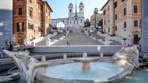 Du hast 4 möglichkeiten, von gianicolense/ravizza nach spanische treppe zu kommen. Rom Touristen Durfen Nicht Mehr Auf Spanischer Treppe Sitzen Der Spiegel