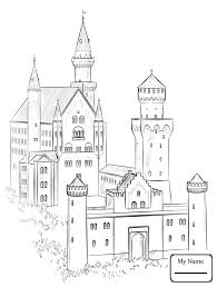 coloring pages arts culture sightseeing Hanging Gardens Of Babylon ...
