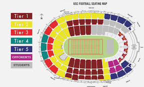 Memorial Coliseum Kentucky Seating Chart Los Angeles