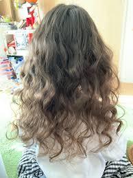 入園卒園にも結んで寝るだけ簡単子供のフワフワ巻き髪 あんふぁんweb