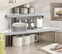 countertop cookbook shelf a simple yet elegant way to revamp your with regard to wonderful kitchen