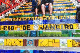 Bitte geben sie eine der folgenden. Escadaria Selaron Beruhmten Offentlichen Schritte Von Kunstler Jorge Selaron In Rio De Janeiro Brasilien Lizenzfreie Fotos Bilder Und Stock Fotografie Image 67012431