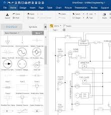 wiring diagram drawing electrical circuit diagrams wiring circuit diagram maker software free download at Free Electrical Wiring Diagrams