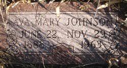 Ava Mary Morrison Johnson (1888-1963) - Find A Grave Memorial