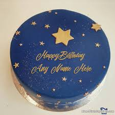 Latest Birthday Cake With Name And Photo 900