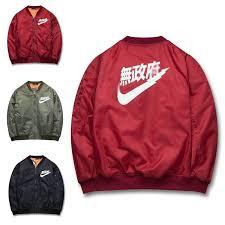 winter hip hop street kanye west yeezus ma1 pink er jacket homme yeezy season 3 air