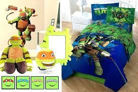 ninja turtles bedding sets ninja turtles bed in a bag set teenage teenage mutant ninja turtles