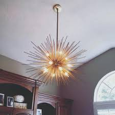 pottery barn explosion chandelier officedecor starburstlight potterybarn thomas edison chandelier pottery barn capiz drum pendant pottery barn capiz