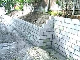 cost to build retaining wall retaining wall cost per square foot block wall cost per linear