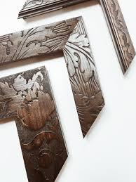 stunning wood frames