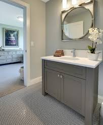 painting bathroom floor tiles with grey flooring ideas remodel 17