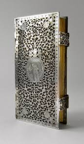 book on the same subject silver bookbinding augsburg 17th century