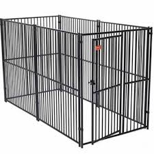 Lucky Dog European Style Kennel, 6 ft. H x 5 ft. W x 10 ft. L at Tractor  Supply Co.