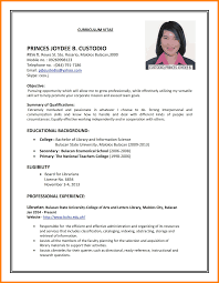How To Make An Resumes How To Make A Resumer Make Cv Resume Online New Resume Template