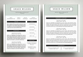 Download Two Page Resume Sample